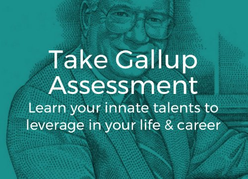 Take the Gallup Assessment