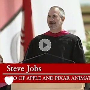 2005 Stanford Commencement Speech by Steve Jobs