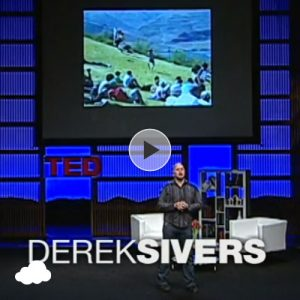 How To Start A Movement – TED Talk