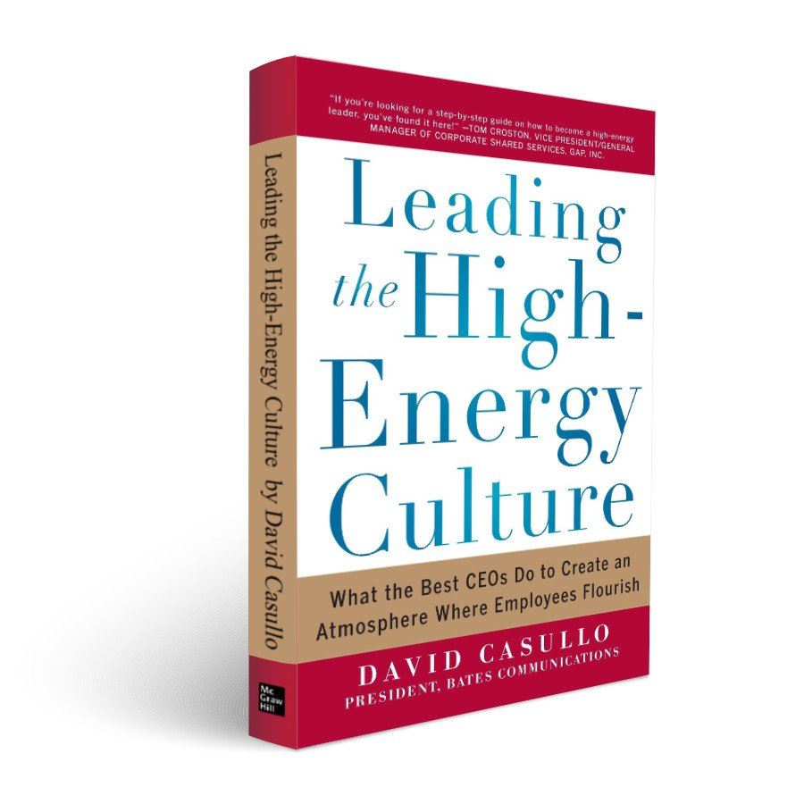 Leading the High-Energy Culture