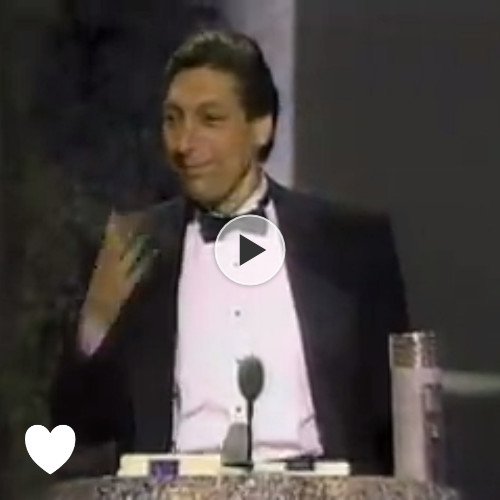 Jimmy Valvano at the ESPY awards
