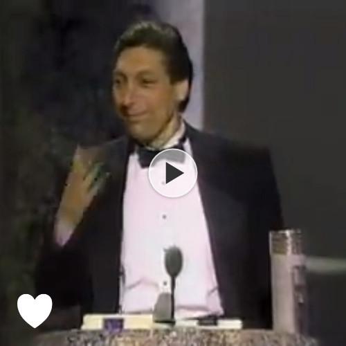 Jimmy Valvano at the ESPY awards