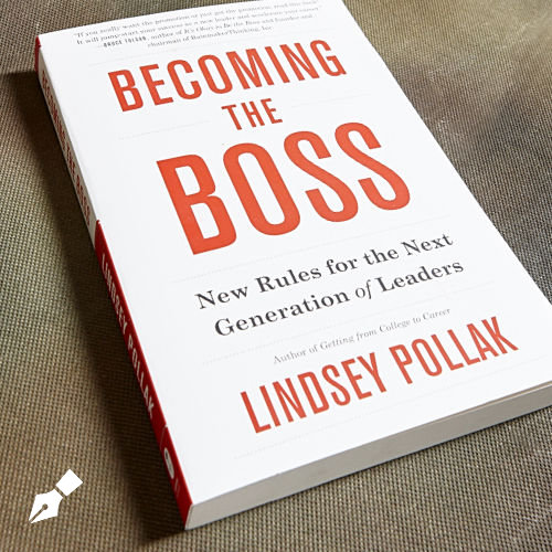 Becoming the Boss by Lindsey Pollak