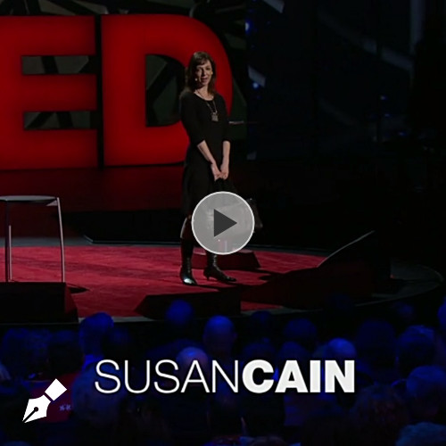 The Power of Introverts by Susan Cain